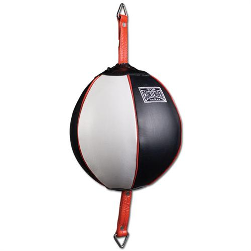 Top Contender Double End Leather Speed Bag